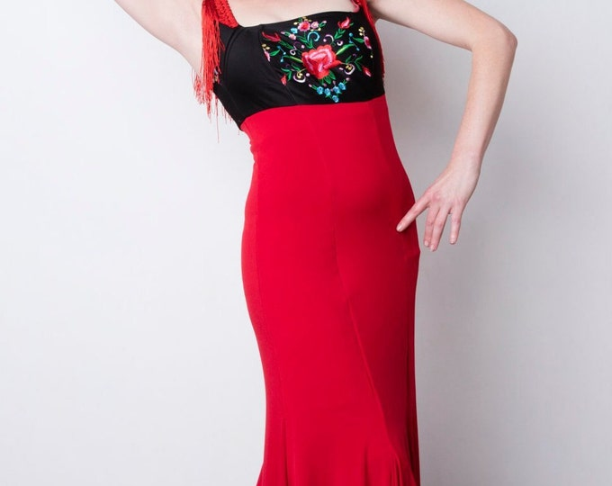 LILI Flamenco dress