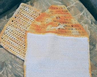 Towel Topper & Cloth