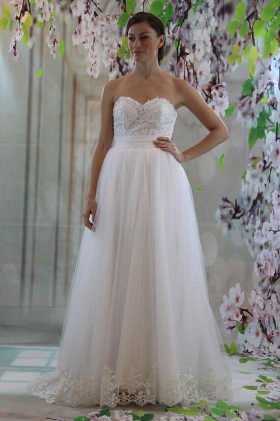promo code 82c83 353c6 2 in 1 Hochzeit Kleid, liebste kurze sexy Spitzenkleid, Aline Rock mit  Spitze Applikationen Brautkleid