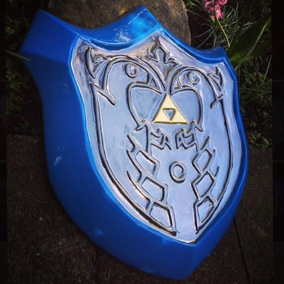 Mirror Shield The Legend Of Zelda Wind Waker Cosplay Replica Prop Pre Order
