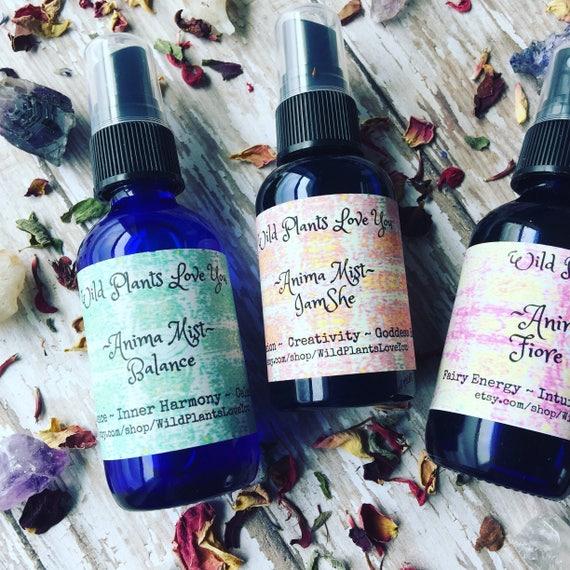 Anima Mist energetic perfume spray