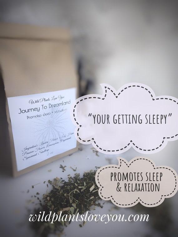 Journey to dreamland tea
