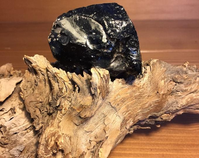 Crystal - Raw Obsidian