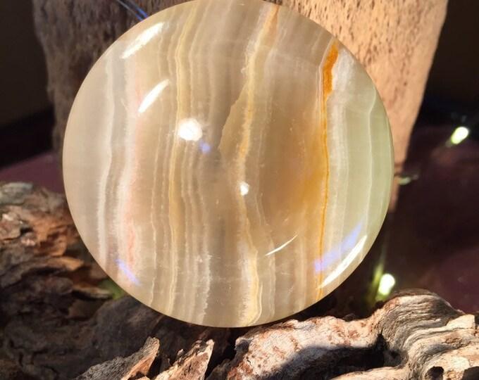 Crystal - Agate sphere holder
