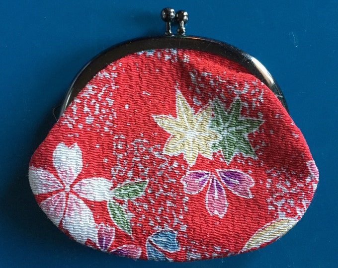 Vintage Japanese coin Purse
