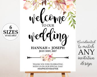 wedding posters etsy