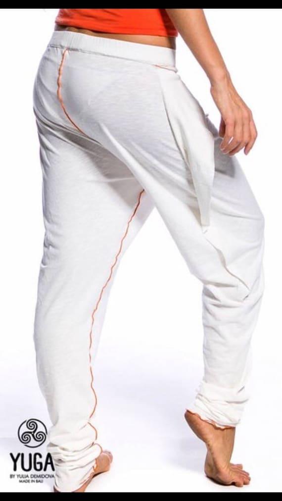 Wunsch Herren Yoga Hose bequem Bambus Trainingshosen schwarz Yoga tragen Harlem Tanz Yoga Outfit Hose Hose, die wickeln Männer yogahose Kleidung Hose
