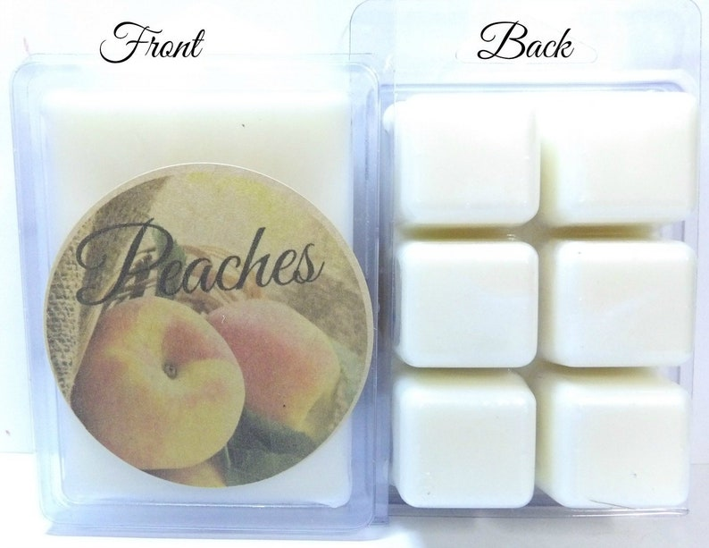 6 Cubes Per Pack Hyacinth 3.2 Ounce Pack of Soy Wax Tarts Scent Brick