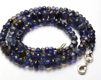 Natural Gem 5.5 inch Natural Gemstone  Super Quality  Multicolor Aquamarine  Faceted Nuggets  Beads 11 TO 17 MM Size