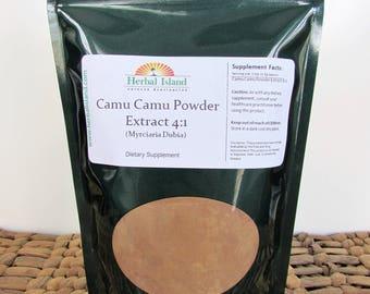 Camu Camu 4:1 Extract Fruit Powder - Vitamin C (Myrciaria Dubai) from Brazil