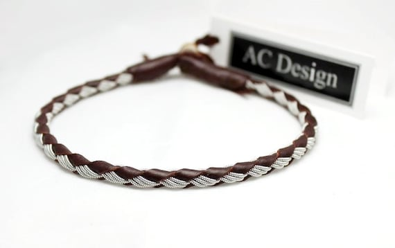 bracelet de cheville pour homme bracelets de cheville pour etsy. Black Bedroom Furniture Sets. Home Design Ideas