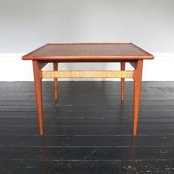 Quality Mid Century Danish Coffee Table