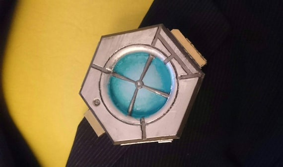 Borderlands Inspired Handsome Jack Shield Generator Prop