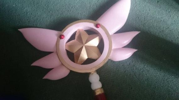 Fate Prisma Illya Inspired Staff Head Topper