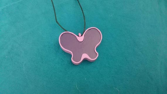 Star Vs the Forces of Evil Star Butterfly Inspired Butterfly necklace pendant