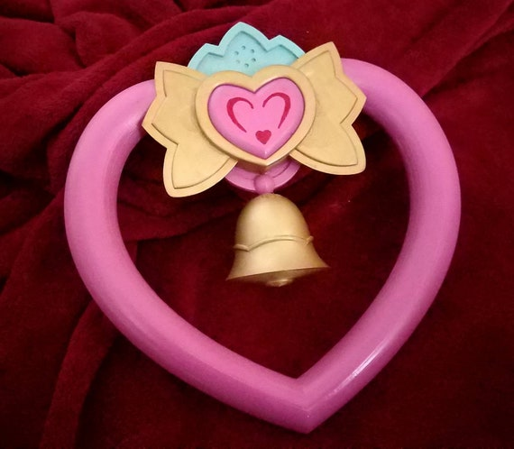 Tokyo Mew Mew Inspired Strawberry Bell Cosplay Prop