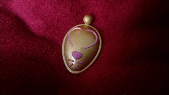 Tokyo Mew Mew Inspired Necklace Pendent Drop
