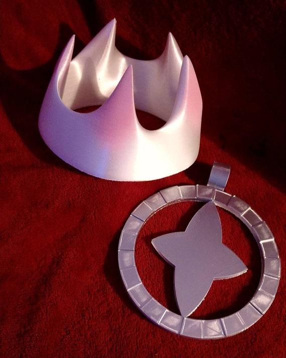 Splatoon 2 Inspired Pearl Inkling Cosplay Crown