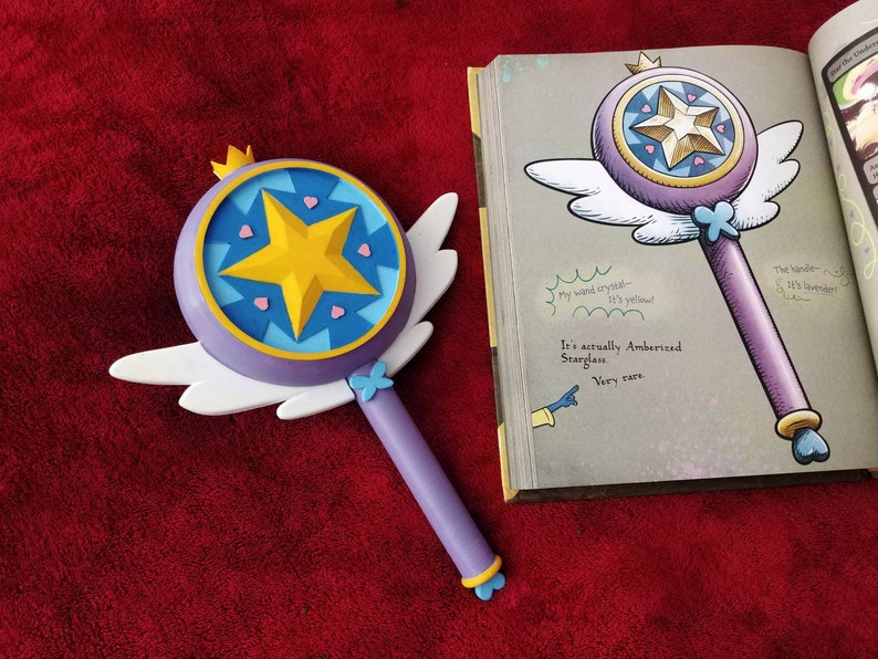 star vs the forces of evil into the wand