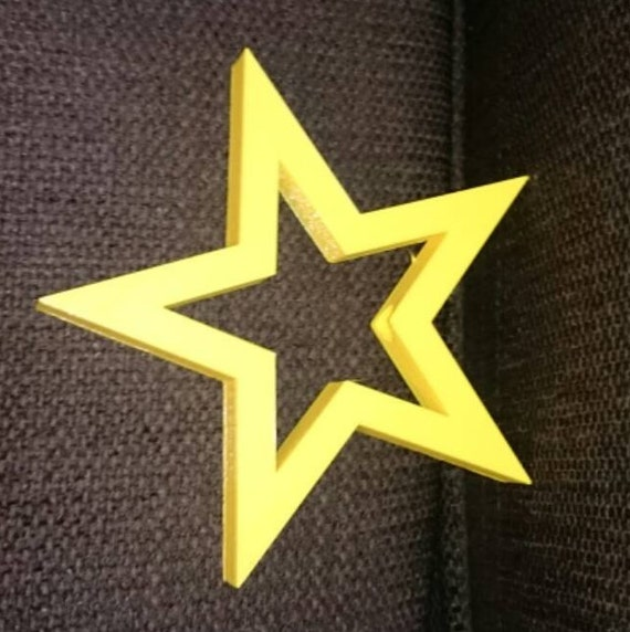 Rosalina inspired wand tip - 3D printed