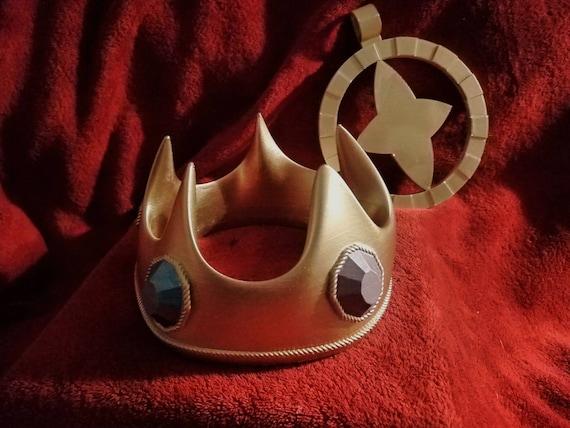 Splatoon 2 Inspired Pearl Deluxe Inkling Cosplay Crown