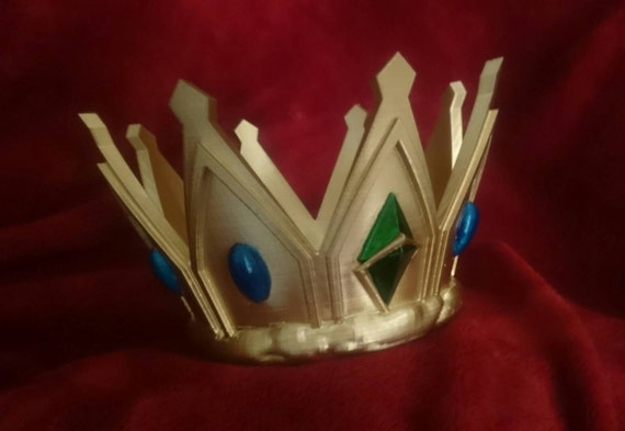 Shiro's Crown Cosplay accessory inspired by No Game No Life