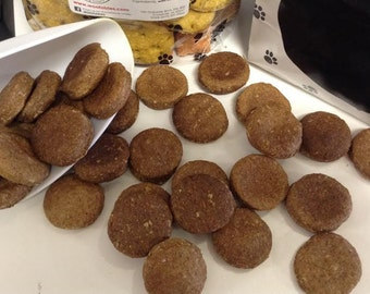 Glucosamine Biscuits Gourmet Bulk Dog Treats 1 lb.