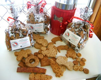 Woofables Dog Pound 1 lb. Assorted Gourmet Dog Treats