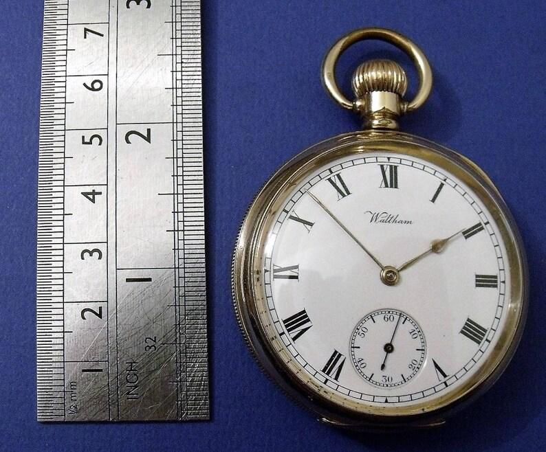 Waltham Pocket Watch numéro de série datant amis avec des avantages ou des rencontres