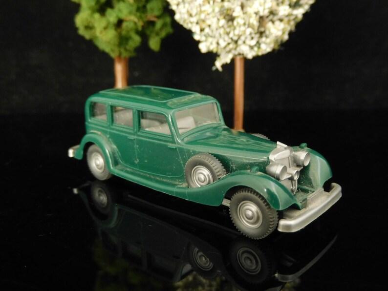Jouets Horch De Berlin Vintage Wiking L'ouest VintageCollectionVoiture MiniatureH0850 AudiOldtimerAllemagne Mans ZkXPiOu