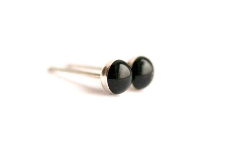 FREE SHIPPING  Black Tourmaline Earrings  Black Tourmaline Raw  Black Tourmaline Jewelry  Tourmaline Crystal  Tourmaline Stone