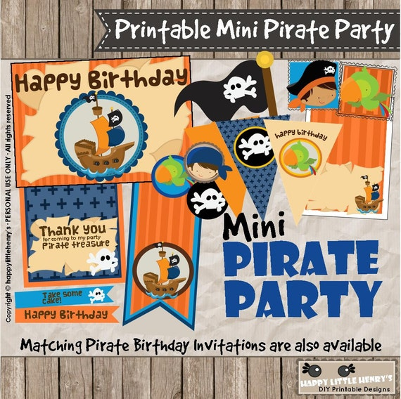 The Only Pirate At The Party Pdf