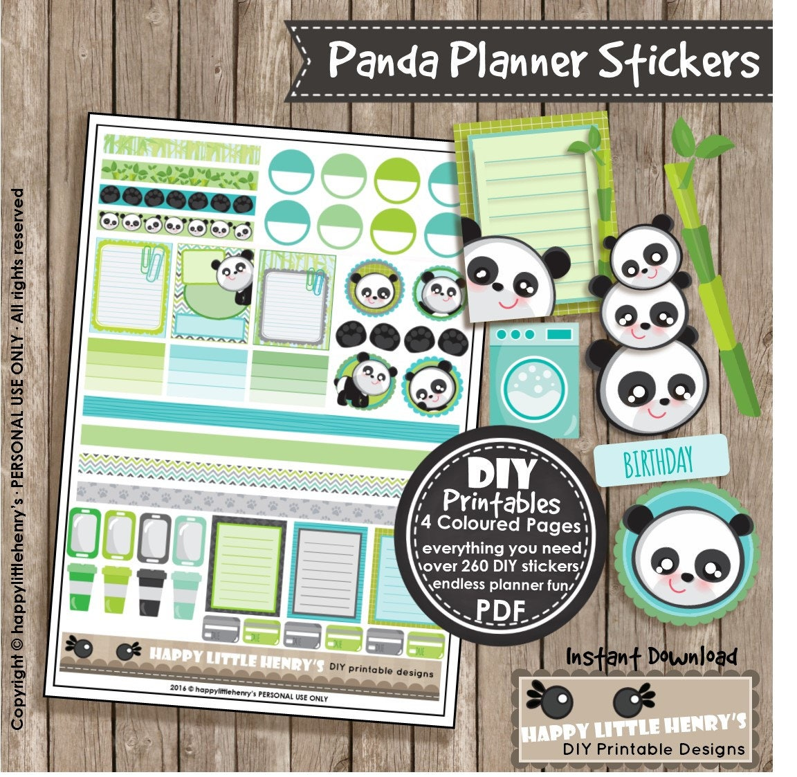 Daily planner, organizer and diary 2013 » free download vector.