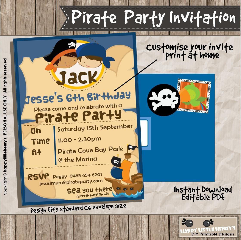 Pirate Pdf S
