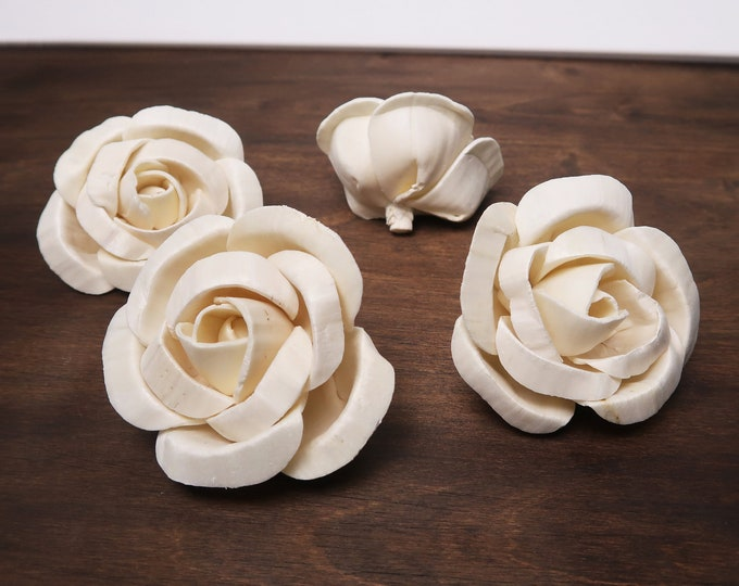 Wholesale Sola Flowers rose 8cm