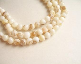 5-6mm Green Oval Rice Teardrop Head-drilled Freshwater Pearls Jewellery Making