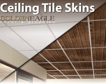 Ceiling Tile Etsy