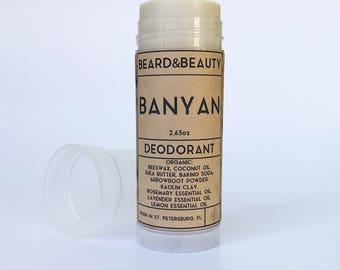 Banyan Deodorant