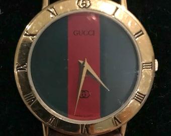 65eae692b7b Vintage Gucci men s watch