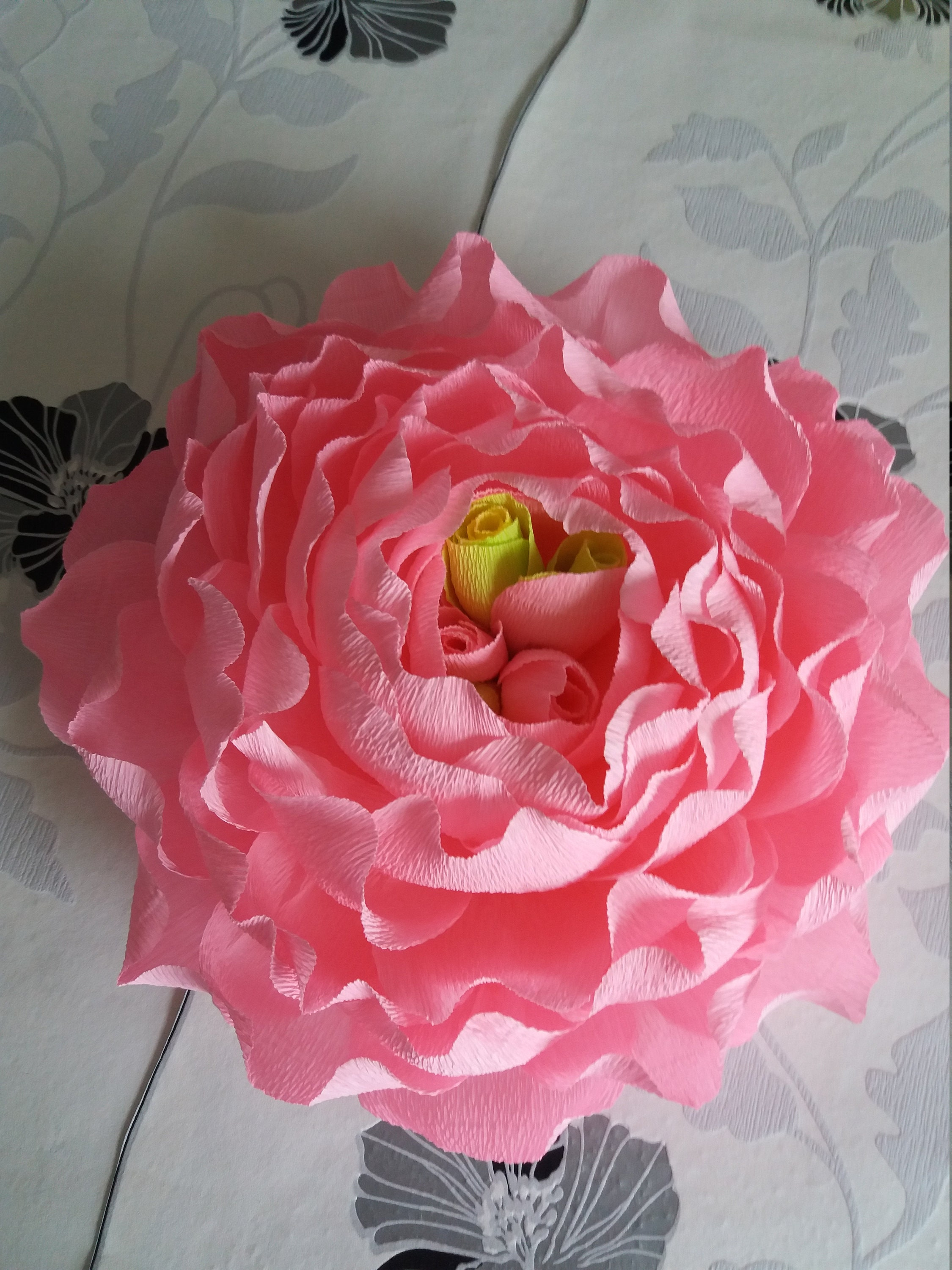 Large Crepe Paper Flowers Topsimages