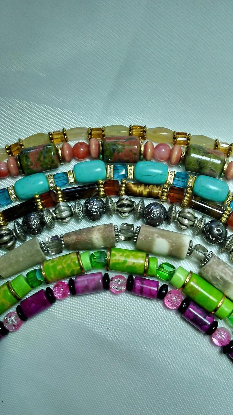 Real Stone Bracelets/RH-Y Stone Bracelets/Stone image 0