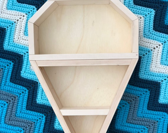 Ice Cream Cone Shelf - FREE SHIPPING