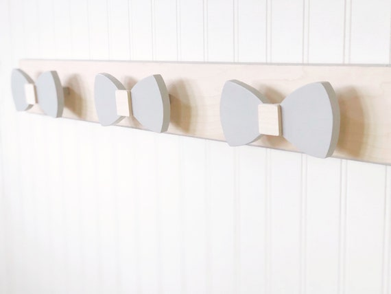 Bow Tie Hook Rack