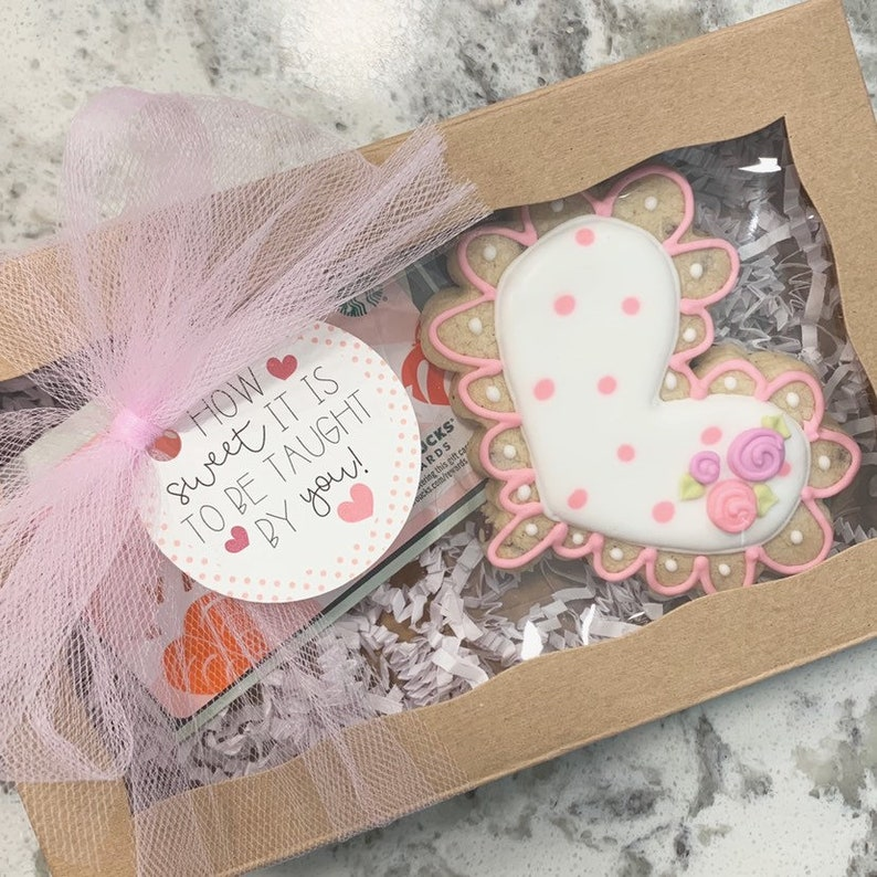 Cookie Tags Digital Downloads Teacher Tags Valentine/'s Day Gift Tags How Sweet It Is To Be Taught By You Printable Tags