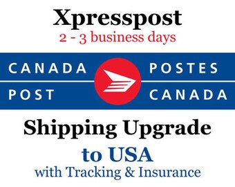 Upgrade to Express Post Shipping Method