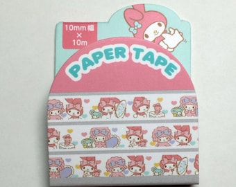My Melody and My Sweet Piano Washi Tape by Sanrio