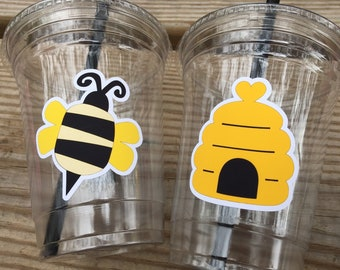 Bumble Bee Party Etsy