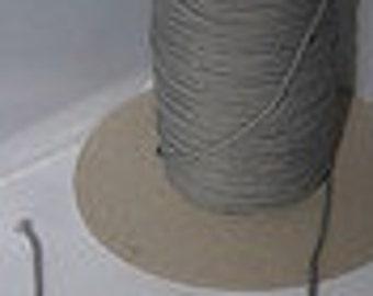 Polyester string 2mm  light Grey