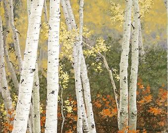 Autumn Quakies