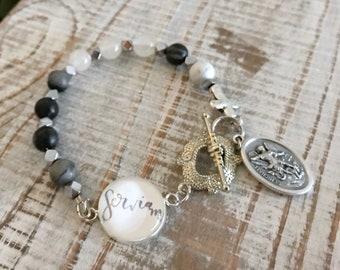 St. Michael Chaplet Bracelet